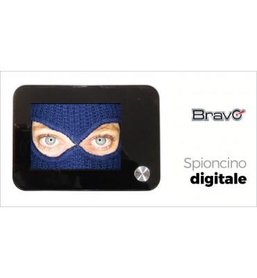 Spioncino digitale con...