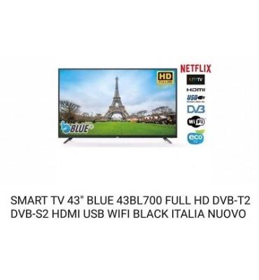 """TV 43""""  smart tv"""