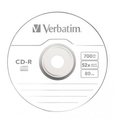verbatim cd-r80 bulk
