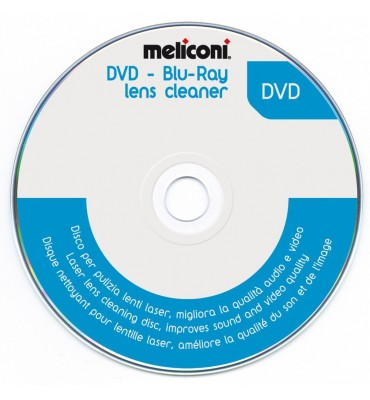 meliconi dvd blu-ray lens...