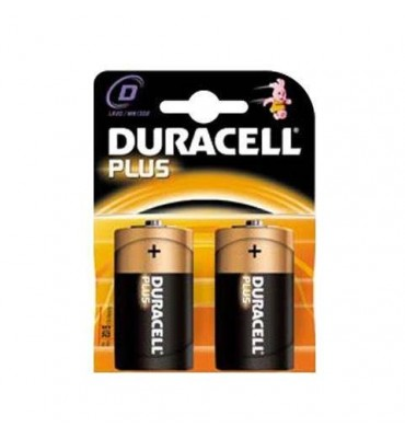 duracell torcia d2