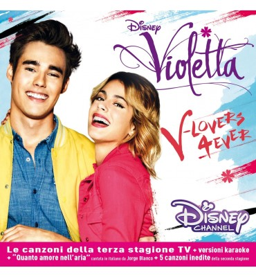 violetta v-lovers 4 ever