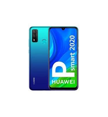 tim huawei pot-lx1a aurora blue