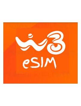 wind3 e-sim sostitutiva