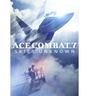 sony ps4 ace combat 7 skies...