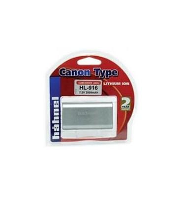 batteria per Canon BP 900