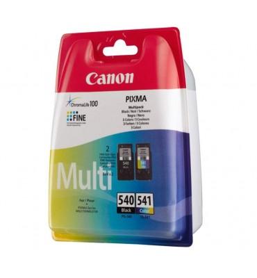 cartuccia canon pg540+cl541