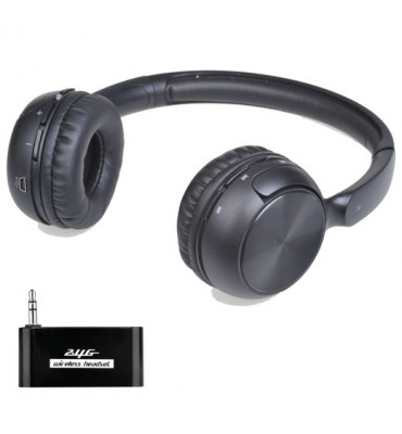 Cuffia wireless  2,4...